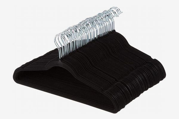 AmazonBasics Velvet Suit Hangers