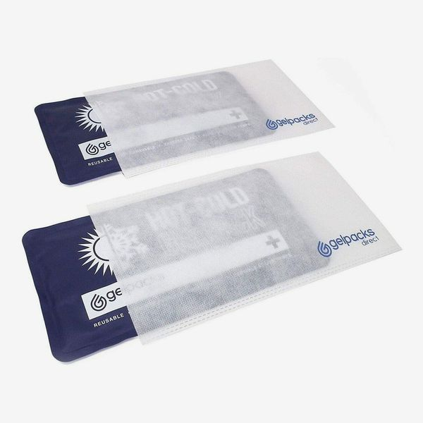 Gel Ice Packs for Hot and Cold Therapy
