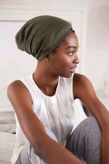 Grace Eleyae Satin Lined Caps