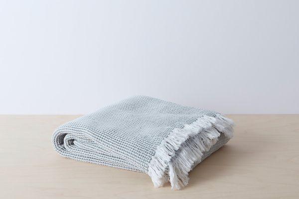 Allswell Stonewashed Cotton Throw