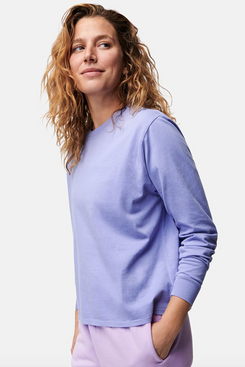 Outdoor Voices Cotton Longsleeve T-Shirt