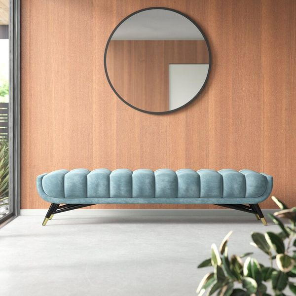 AllModern Alson Upholstered Bench