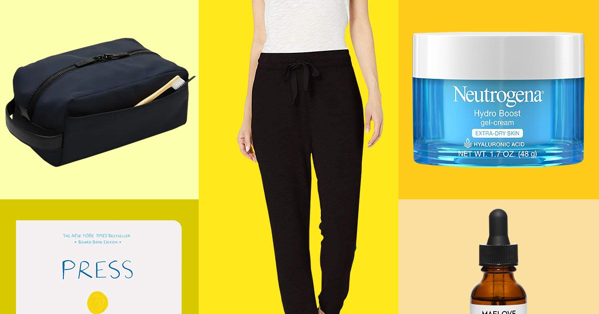 What Strategist Readers Are Buying: Joggers and Dopp Kits