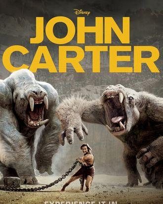 Image result for john Carter Poster