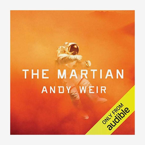 'The Martian,' by Andy Weir