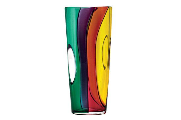 """Archimede Seguso vintage """"Carnevale"""" vase, from a collection curated by Raf Simons"""