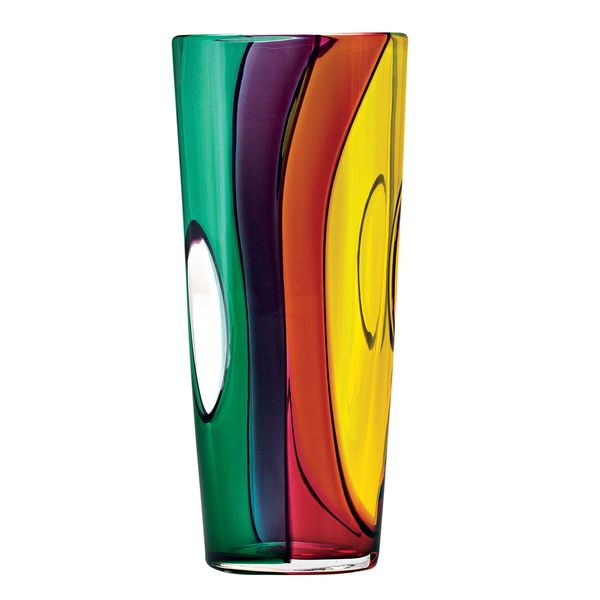 "Archimede Seguso vintage ""Carnevale"" vase, from a collection curated by Raf Simons"