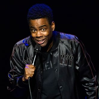 Chris Rock S First Netflix Special Arrives Valentine S Day