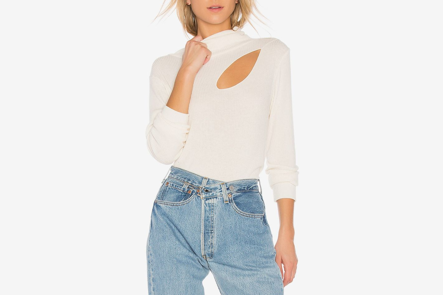 LNA Sims Turtleneck