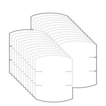 Caraa Universal Mask Filters