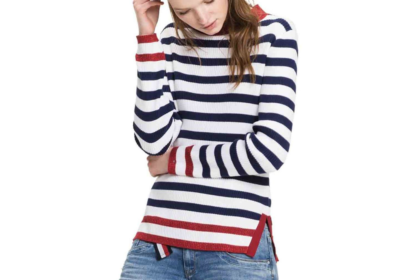 Tommy Hilfiger Striped Sweater