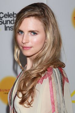 "BEVERLY HILLS, CA - JUNE 08:  Writer/actress Brit Marling attends Sundance Institute's ""Celebrate Sundance Institute"" benefit at Franklin Canyon Ranch on June 8, 2011 in Beverly Hills, California.  (Photo by David Livingston/Getty Images)"