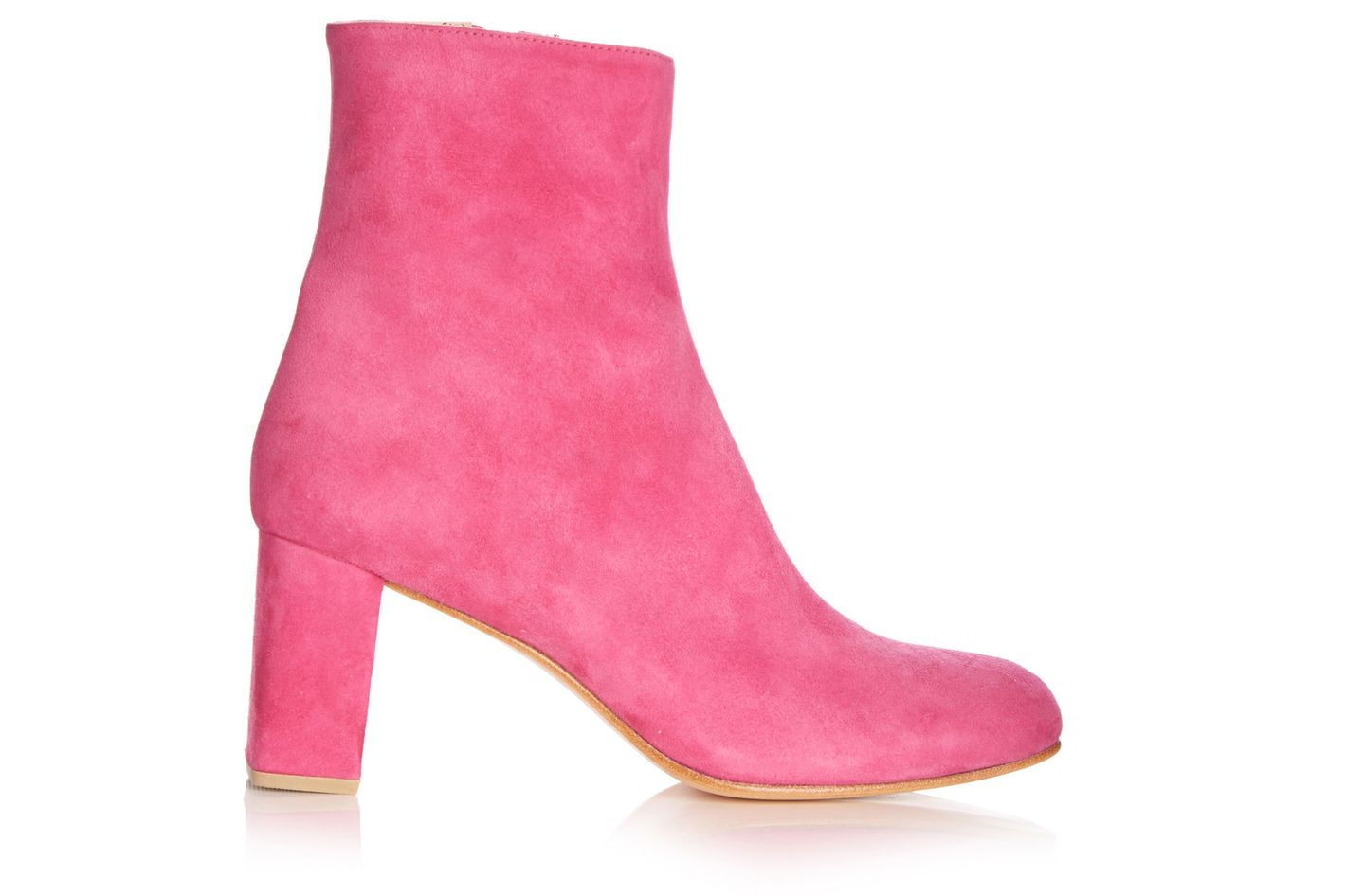 Maryam Nassir Zadeh 'Agnes' Suede Ankle Boots