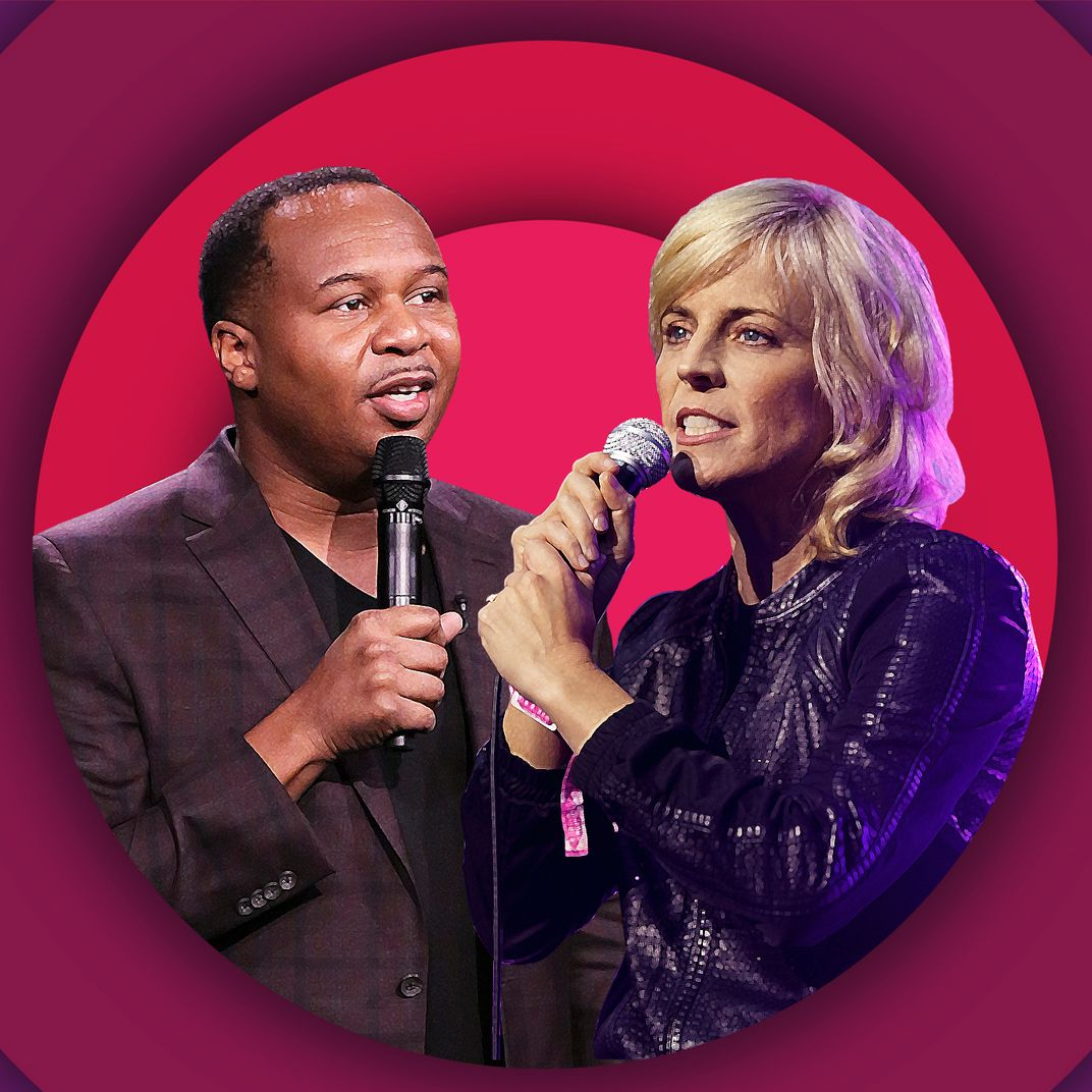 Maria Bamford And Roy Wood Jr On Comedy During A Pandemic