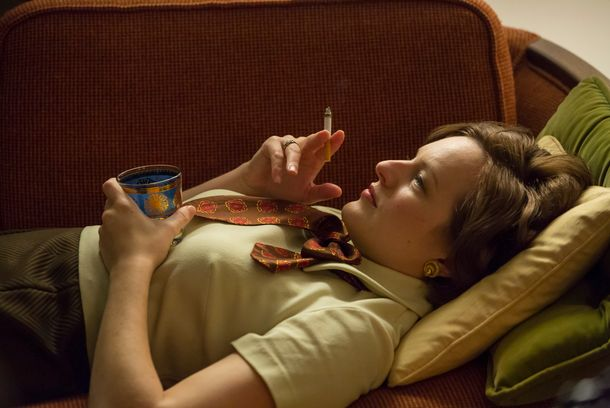Elisabeth Moss as Peggy Olson - Mad Men _ Season 7, Episode 2 - Photo Credit: Michael Yarish/AMC