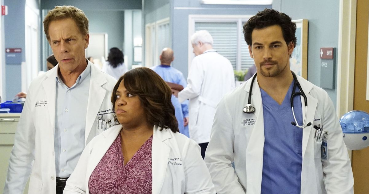 Grey's Anatomy Recap: The Gift That Keeps On Giving