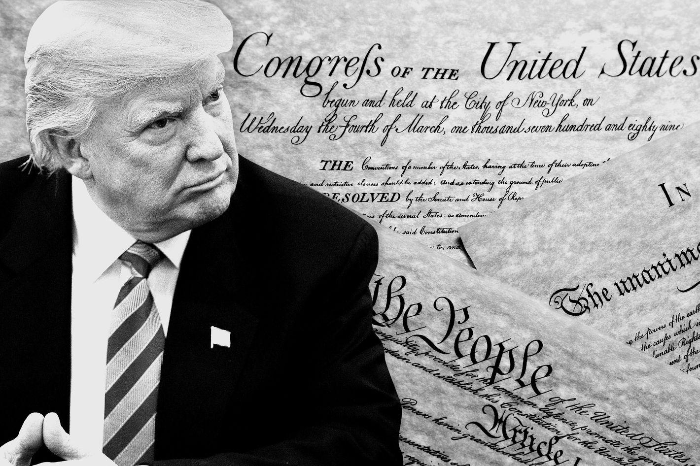 The Case for Donald Trump's Impeachability