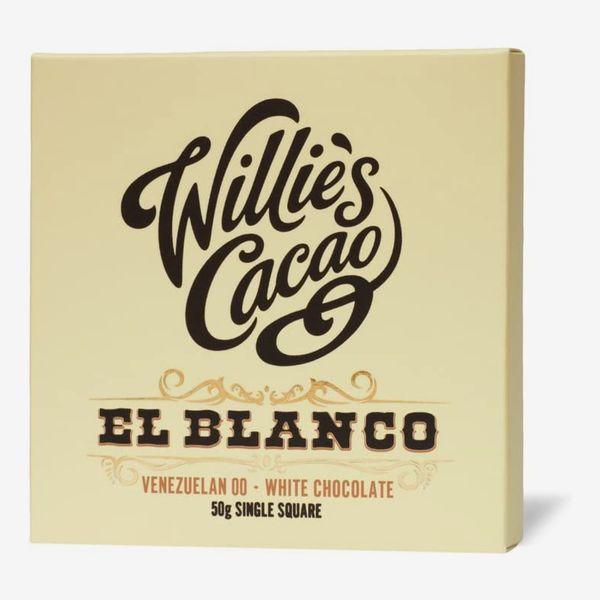 Willie's Cacao Venezuelan El Blanco 50 g