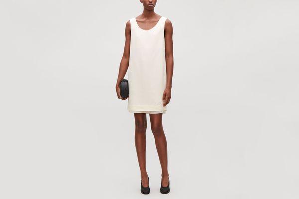COS Short Sleeveless Dress