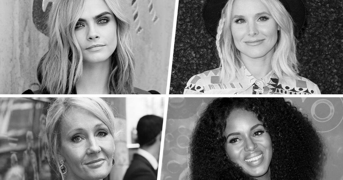 25 Famous Women on Dealing With Anxiety and Depression