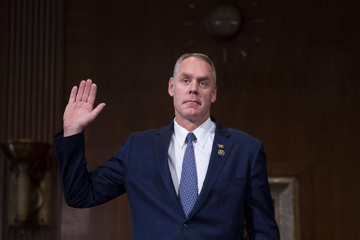 Zinke approved as Interior secretary; most groups supportive