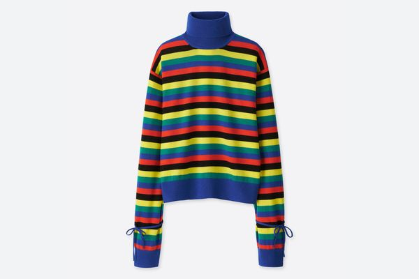 J.W. Anderson x Uniqlo Rainbow Oversize Sweater