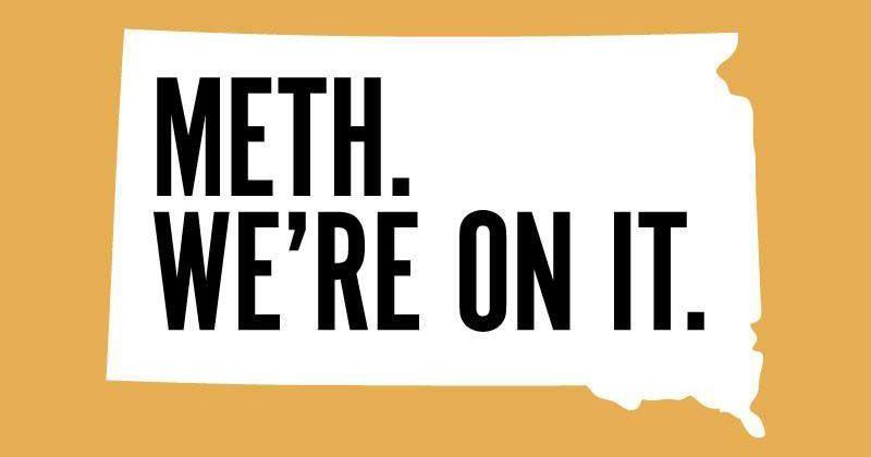 South Dakota's New Anti-Drug Campaign: 'Meth. We're On It.'