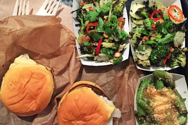 Brooks Headley's Veggie-Burger Spot Superiority Burger Is Officially Open