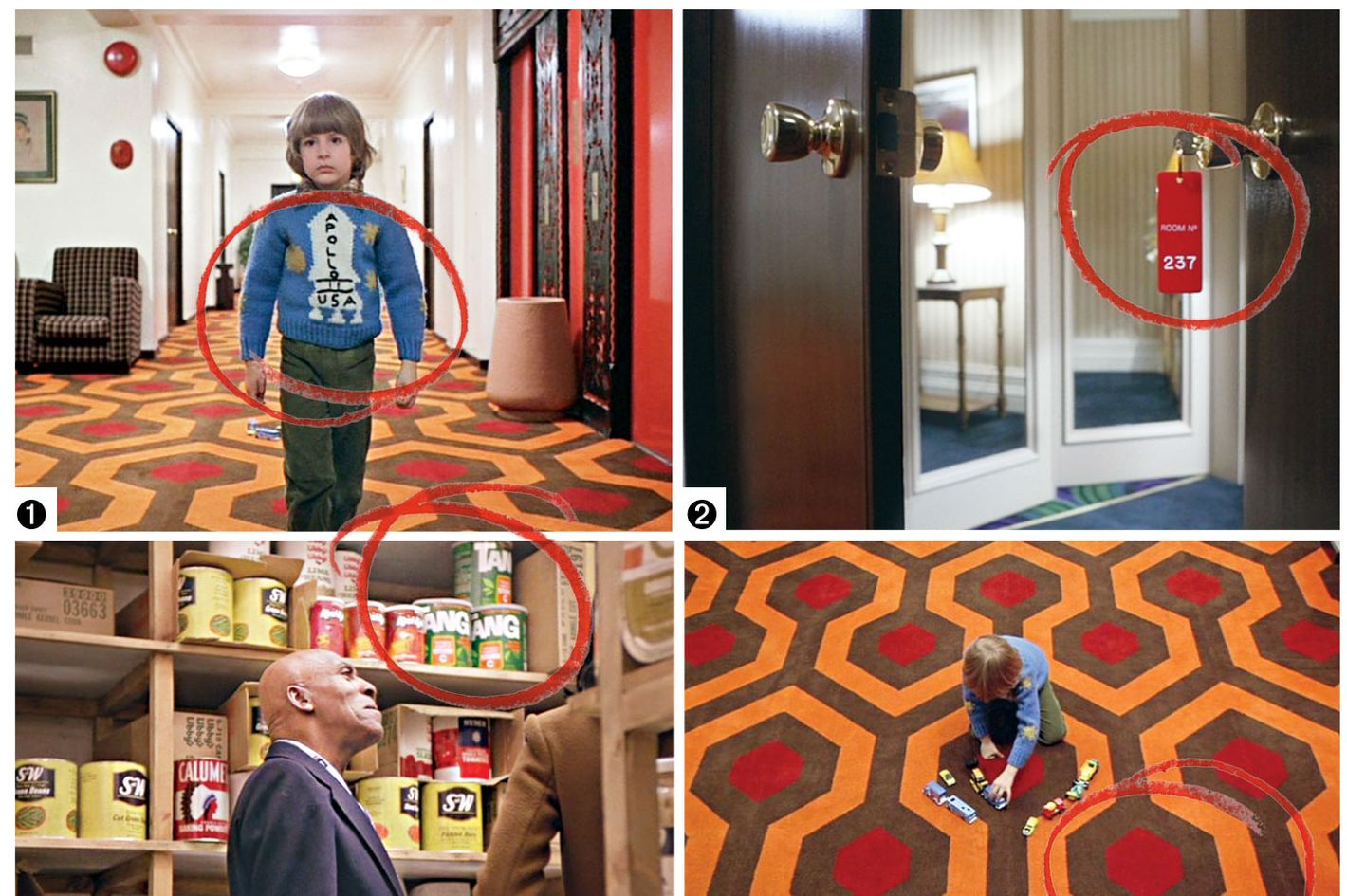 Four Theories on The Shining From the New Documentary Room 237