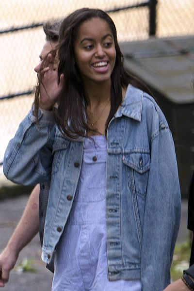 Malia Obama Hits Up La Esquina; Tyson Beckford Dines at Da Silvano
