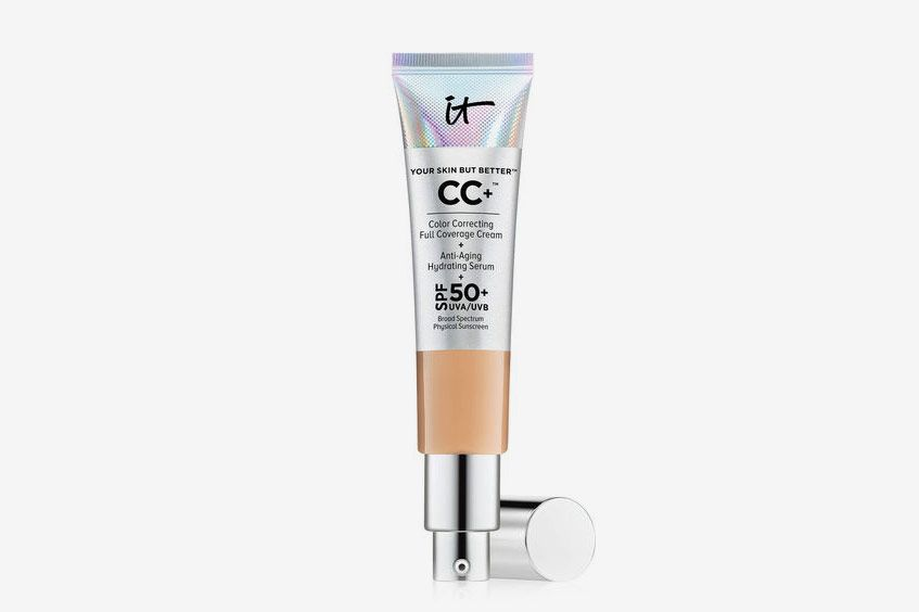 It Cosmetics CC Cream in Your Skin But Better