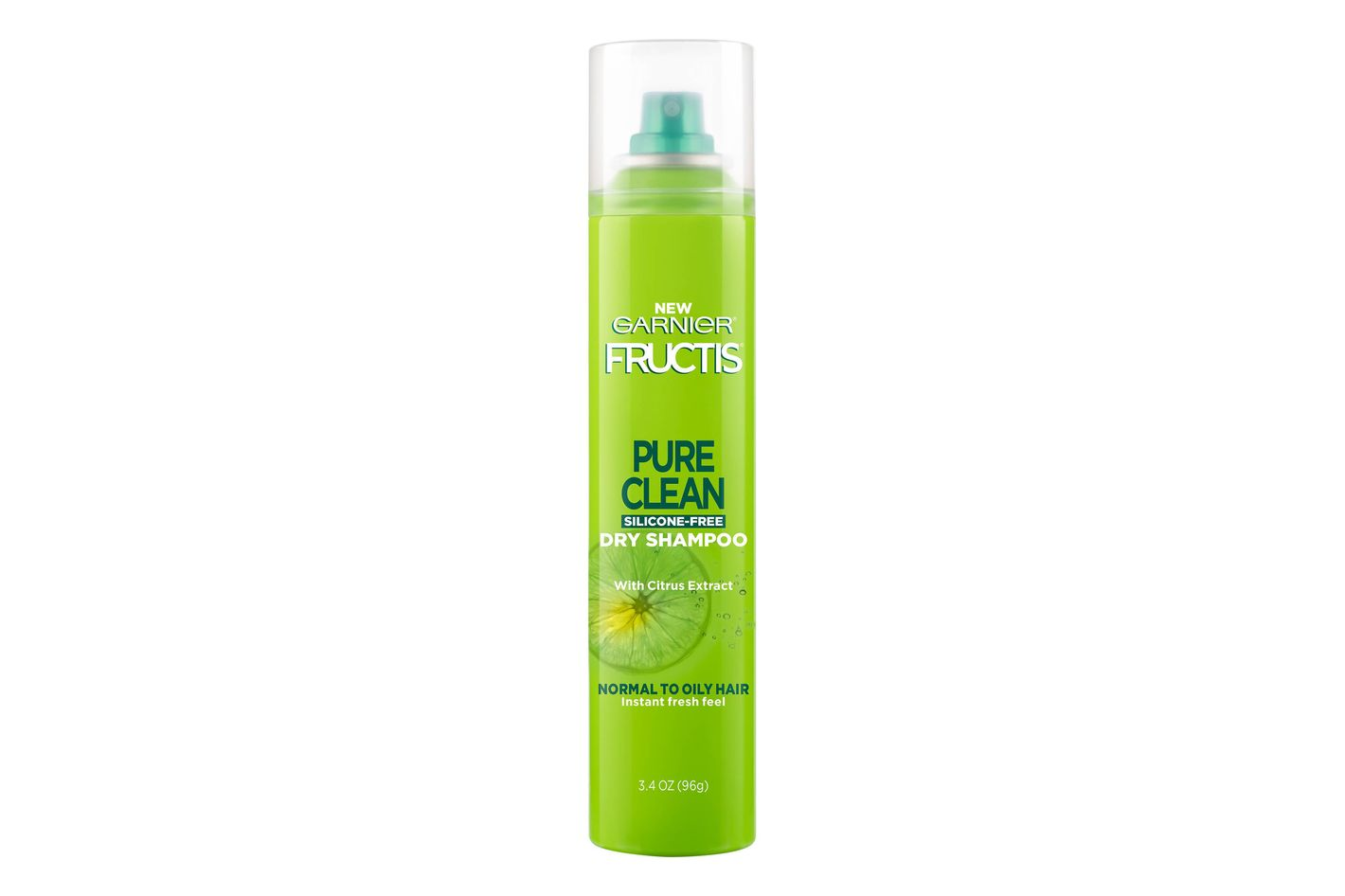 Garnier® Fructis® Pure Clean Dry Shampoo with Citrus Extract