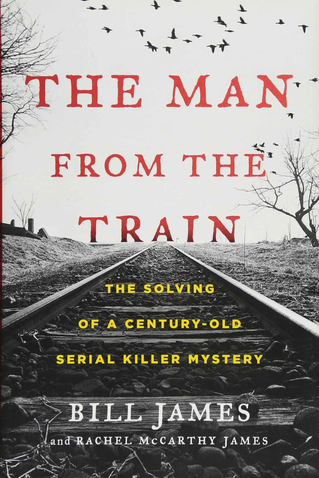 <em>The Man From the Train </em>by Bill James and Rachel McCarthy James