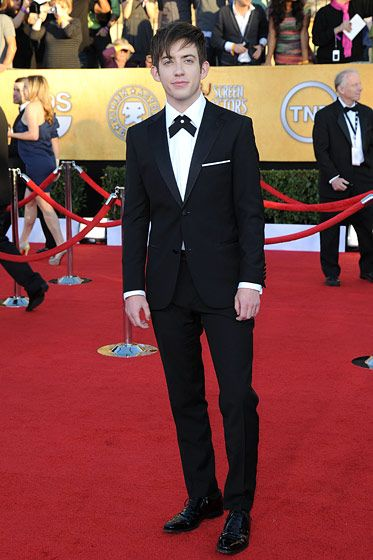 Kevin McHale== 18th Annual Screen Actors Guild Awards== Shrine Auditorium, Los Angeles, CA== January 29, 2012== ?Patrick McMullan== Photo - ANDREAS BRANCH/PatrickMcMullan.com==