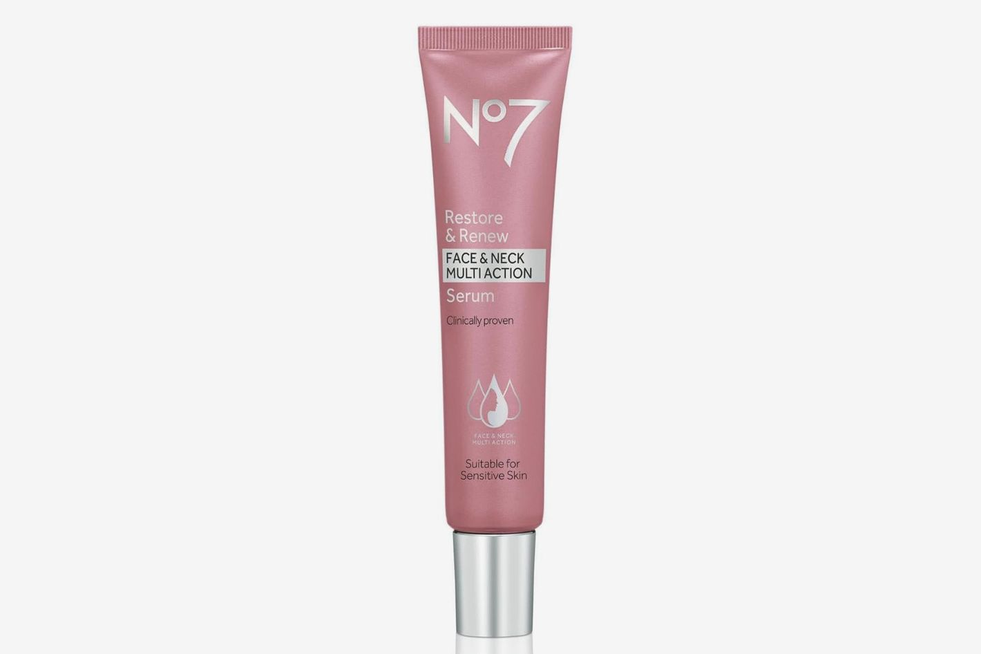 No. 7 Restore & Renew Multi Action Serum
