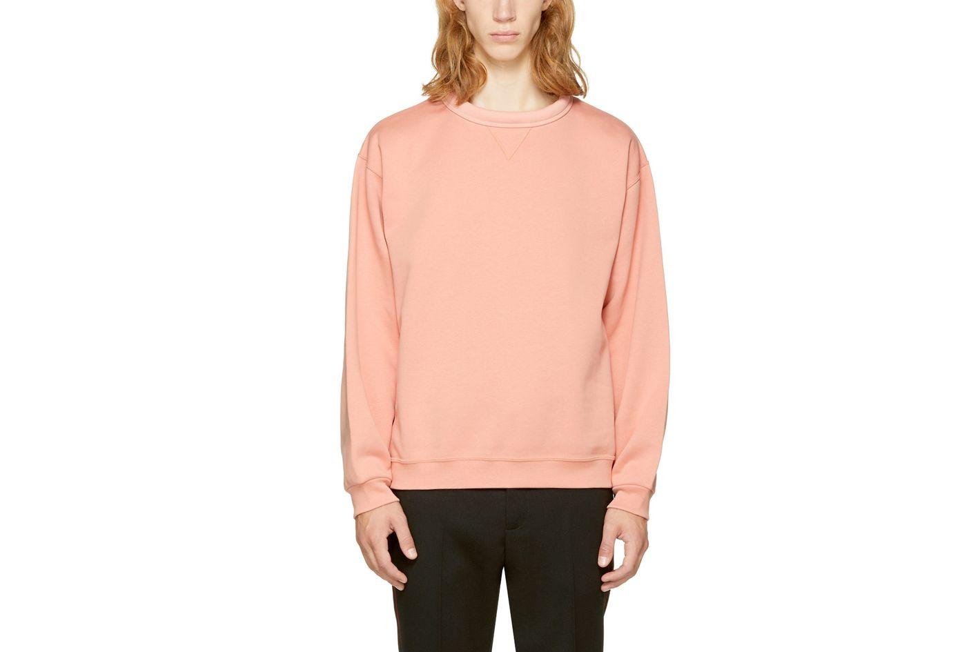 Acne Studios Pink Fint Sweatshirt