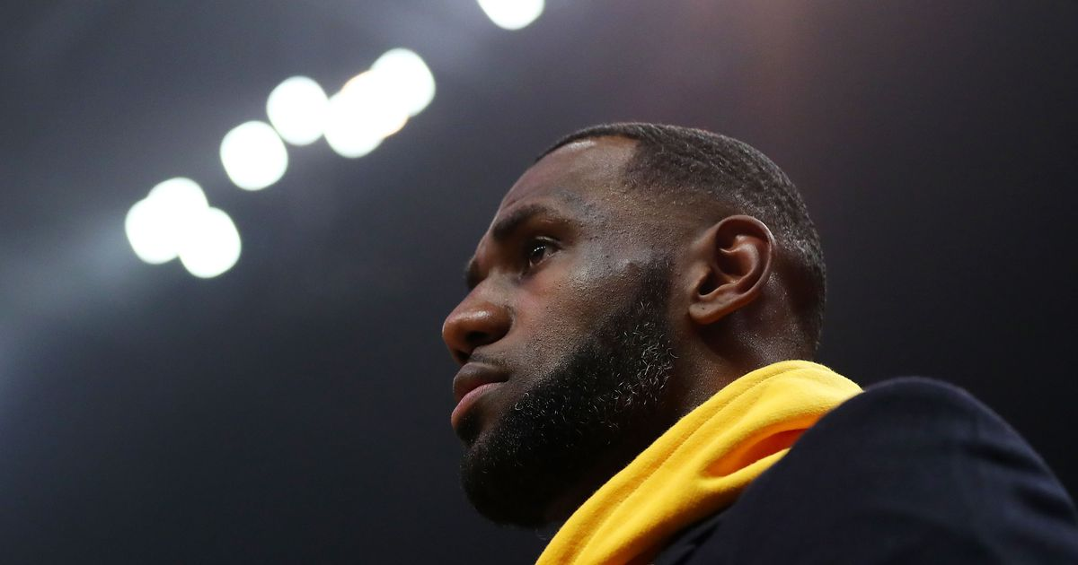 LeBron Turns Out to Be Just Another Employee