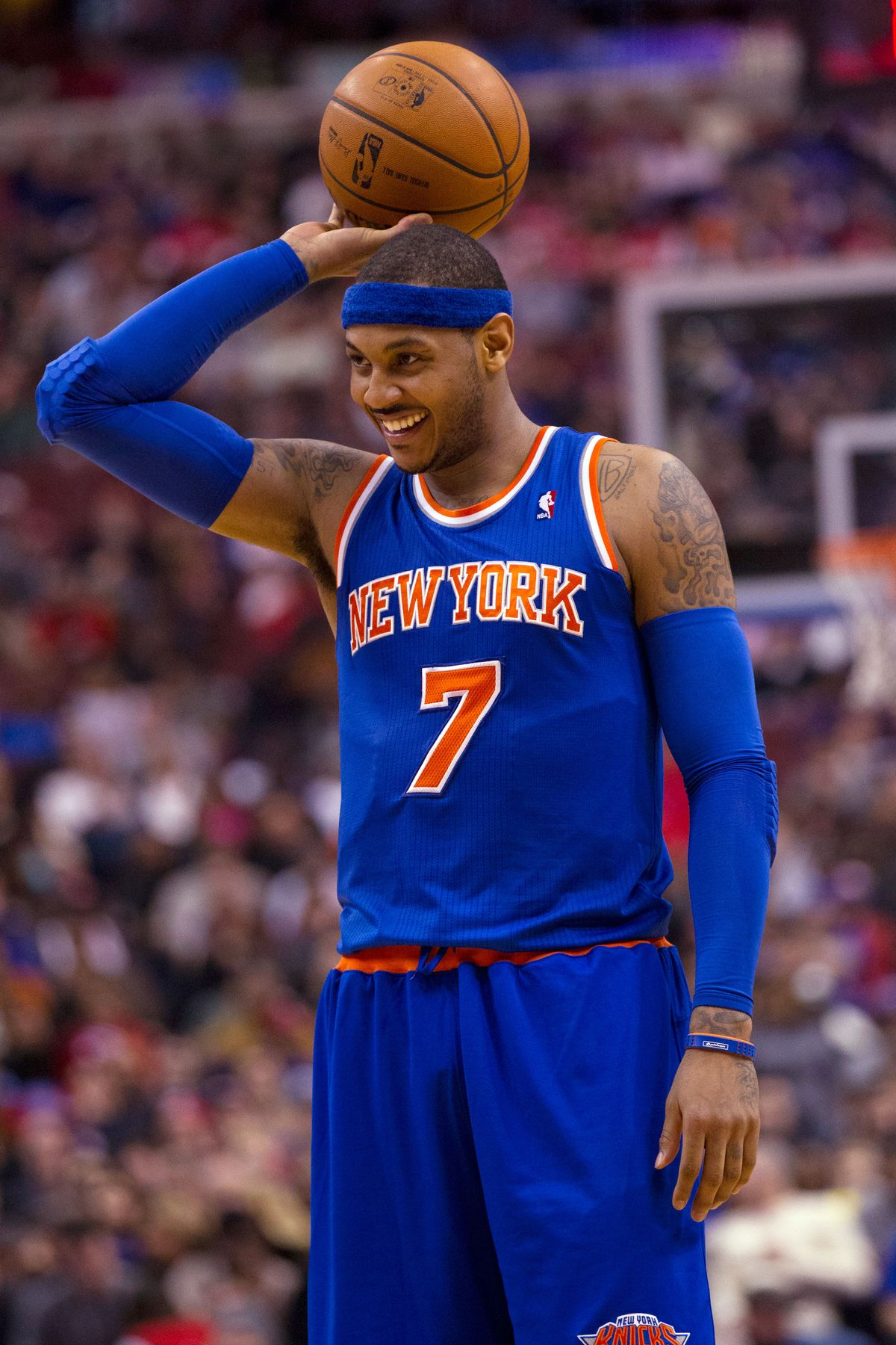 Pin Carmelo Anthony Braids on Pinterest