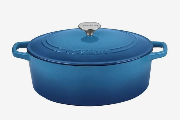 Cuisinart Casserole, Gradient Blue, 5.5 Qt