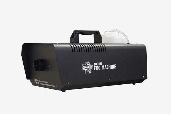 1000 Watt Halloween Fog Machine With Wired Remote Control