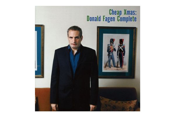 Donald Fagen, 'Cheap X-Mas: Donald Fagen Complete'