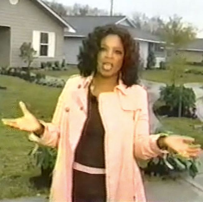 Oprah Winfrey Created a Planned Community for Katrina