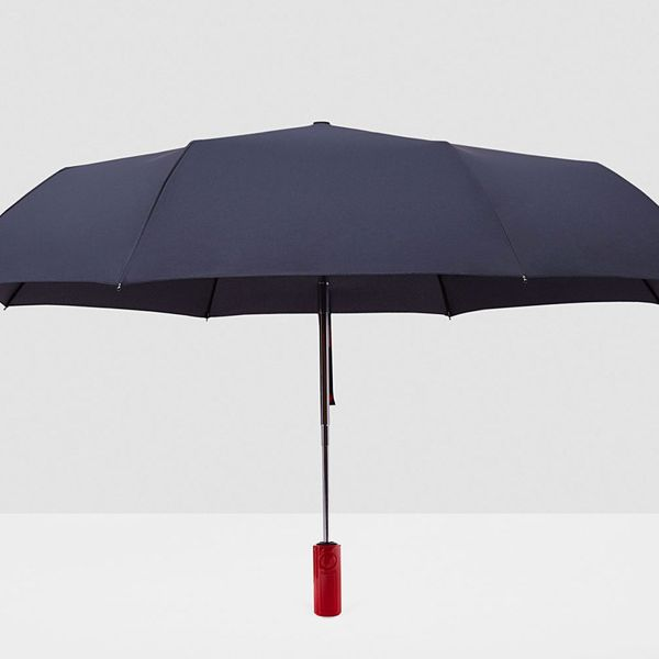 Hunter Original Automatic Compact Umbrella Navy
