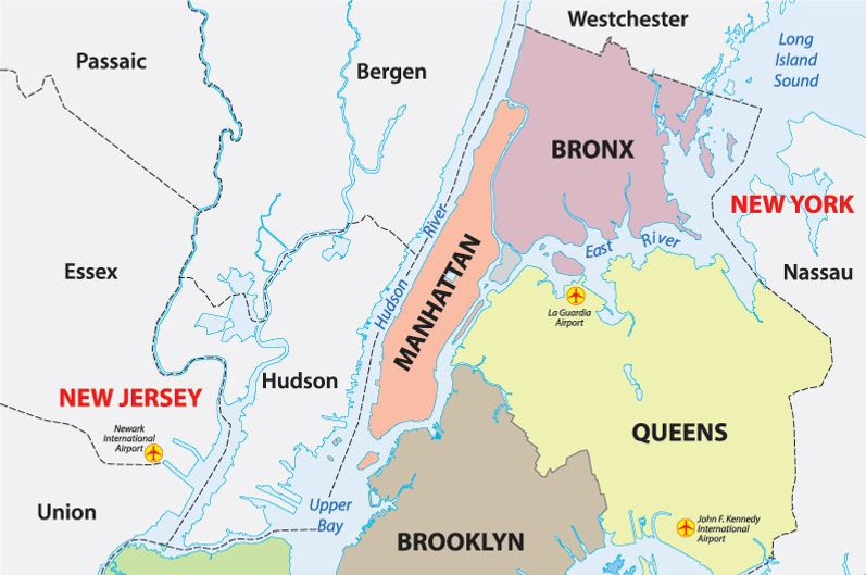 Most of these boroughs like Haim.