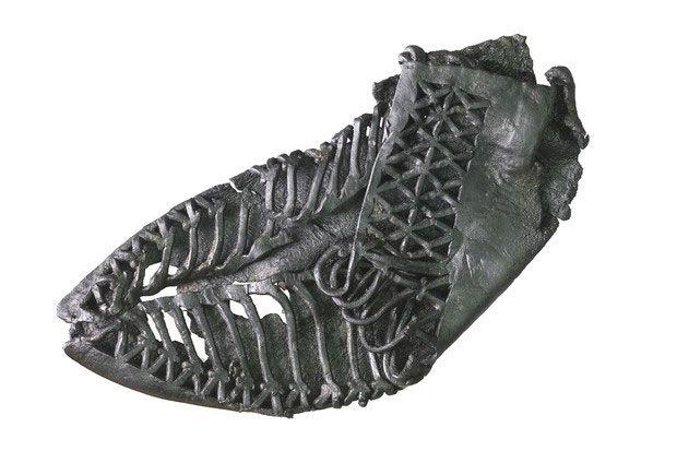 Roman shoe.