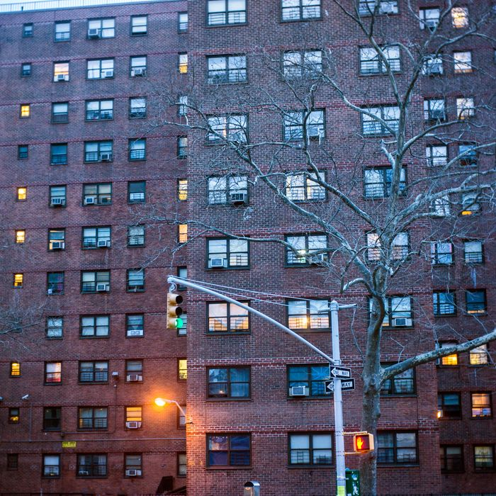 A Cash Stred New York City Public Housing Authority Faces Cut In Federal Funds