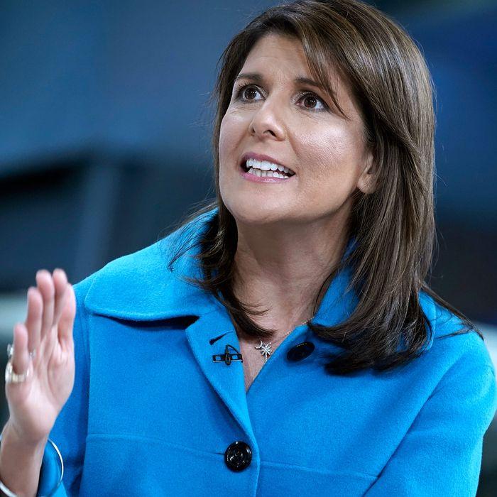 Nikki Haley Calls Democrats Terrorist-Lovers