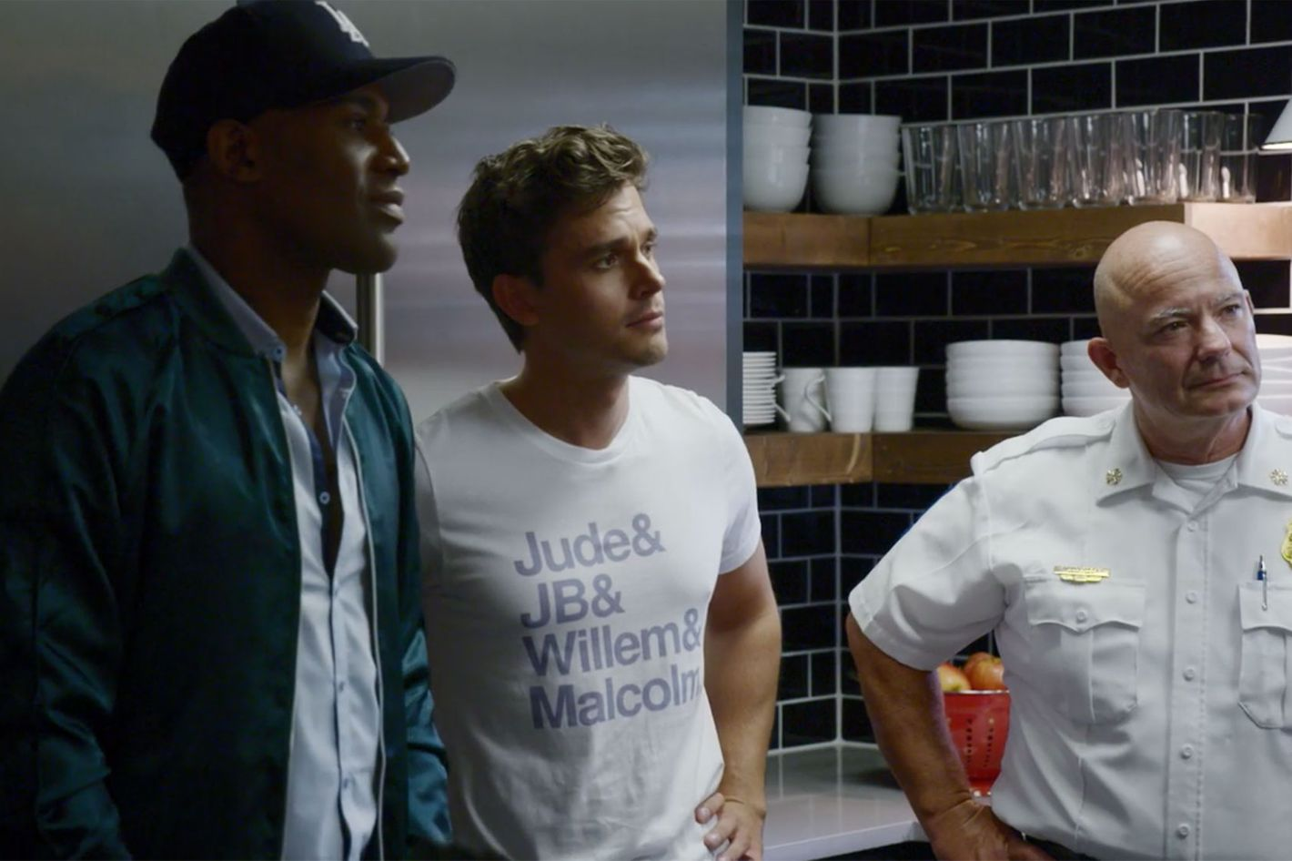 cca36be9 Every Graphic Shirt Antoni Wears on Queer Eye, Ranked