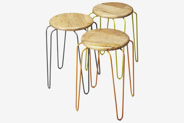 Butler Stackable Stools