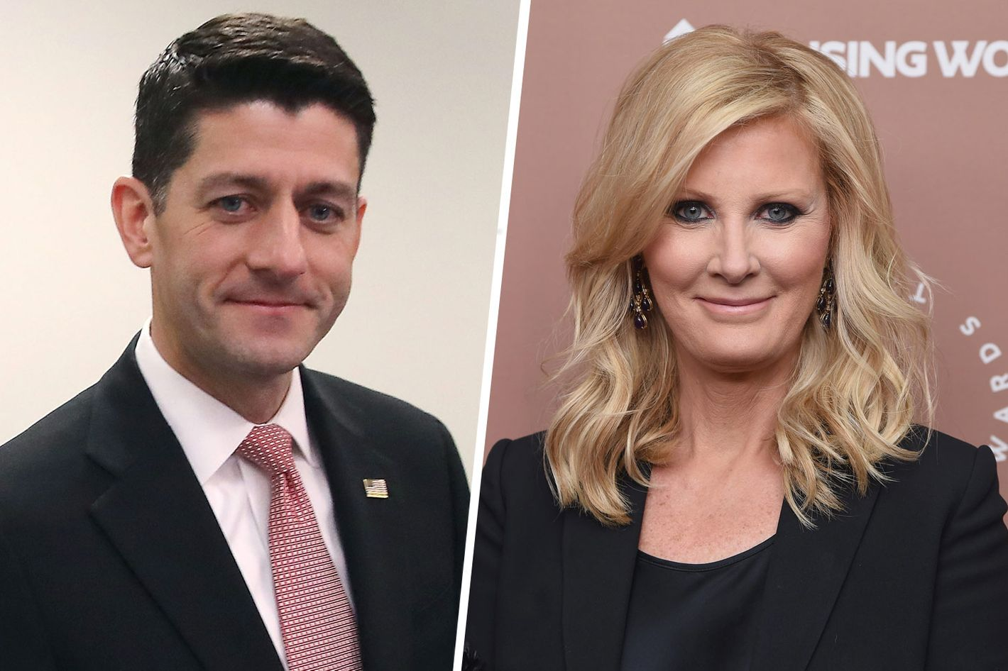 food network star sandra lee reportedly shut down paul ryan